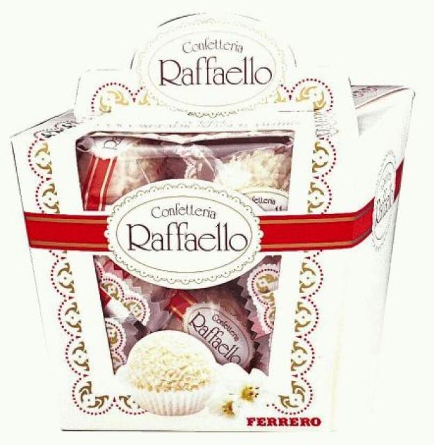 Конфеты Rafaello