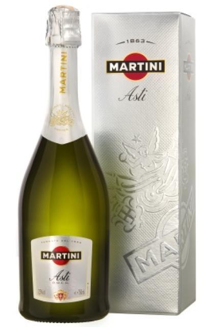 Игристое вино Martini Asti