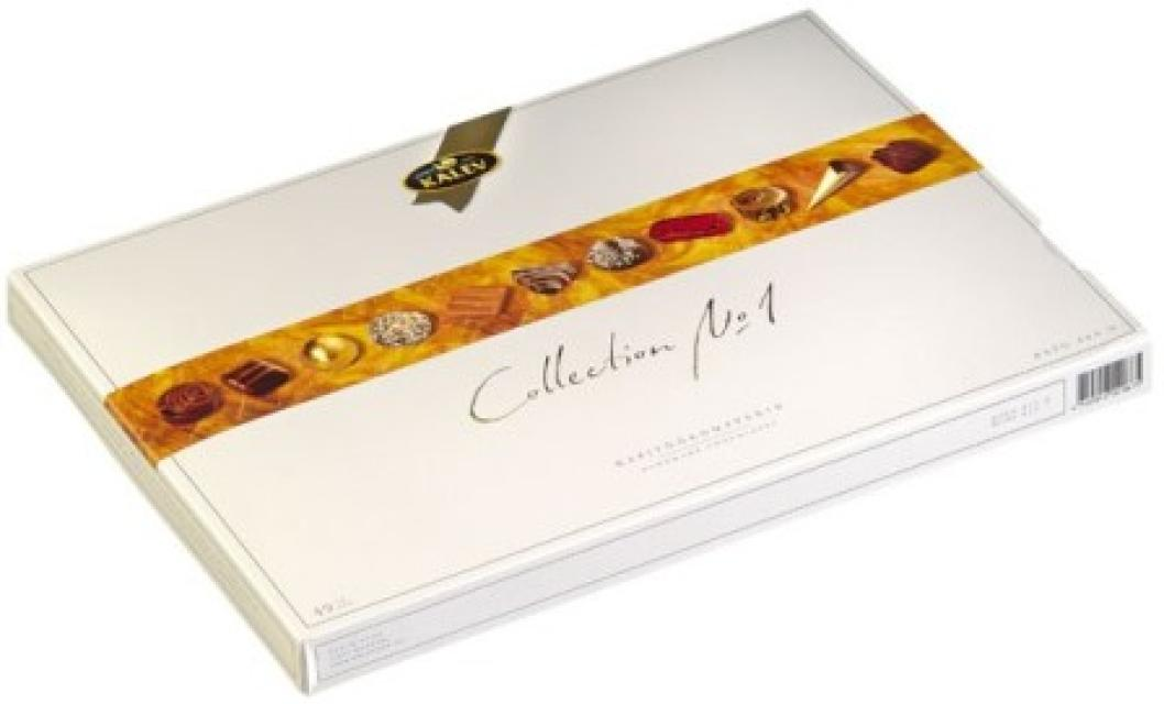Роскошная коробка конфет
